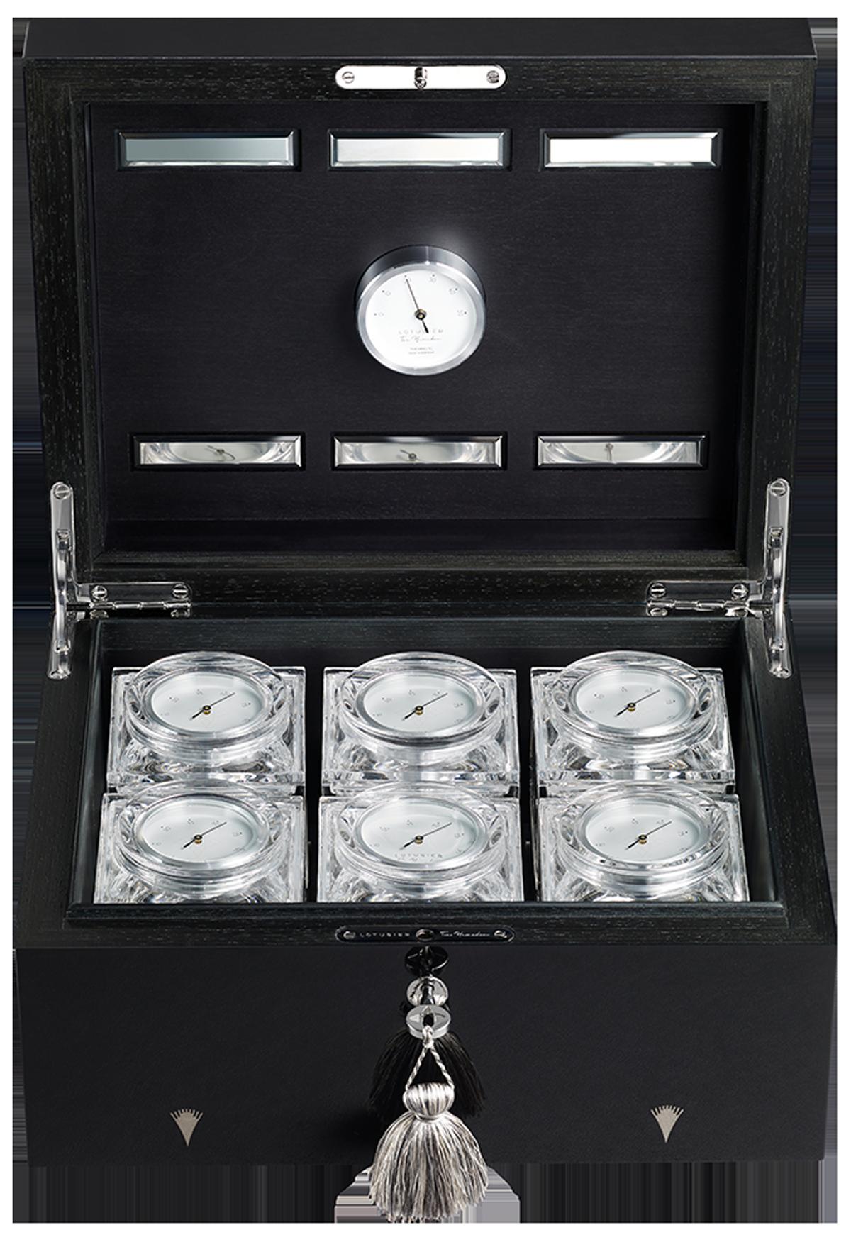 configuration 6 crystal configuration